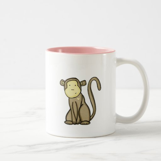 amor del mono taza