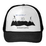Amor del océano (gorras)