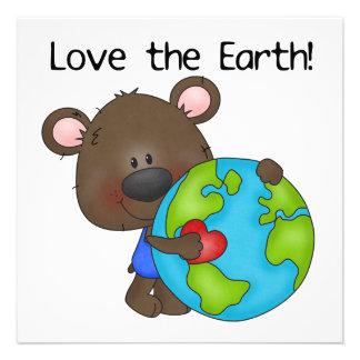 Amor del oso la tierra anuncios