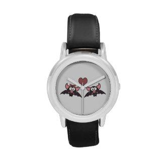 Amor del palo relojes de pulsera