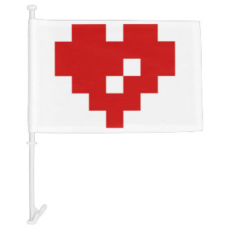 Amor del pedazo del corazón 8 del pixel
