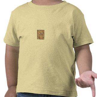Amor del perro de perrito camiseta