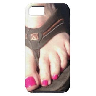 AMOR DEL PIE iPhone 5 CARCASAS