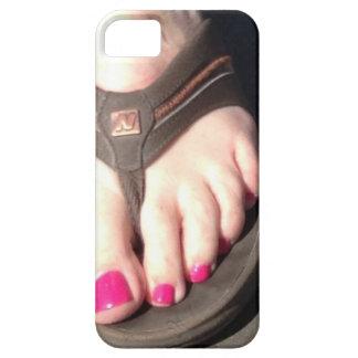 AMOR DEL PIE iPhone 5 FUNDA