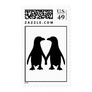 Amor del pingüino envio