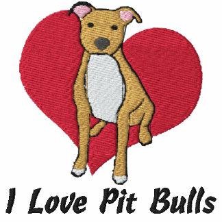 Amor del pitbull