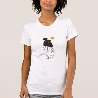 amor del purrfect camisetas
