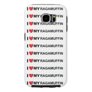 amor del ragamuffin funda samsung galaxy s6