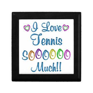 Amor del tenis tanto