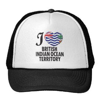 Amor del territorio del Océano Índico británico Gorro