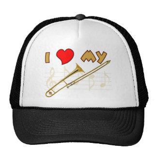 Amor del Trombone Gorra