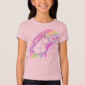 Amor del unicornio playera