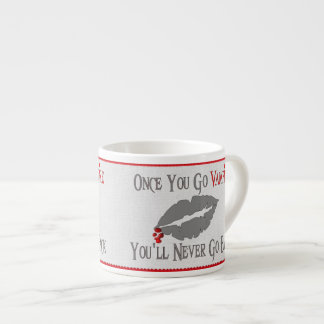 Amor del vampiro tazitas espresso