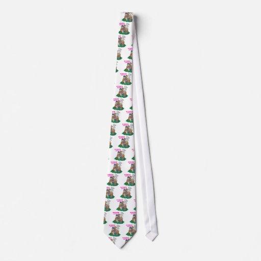 Amor del verano corbatas personalizadas
