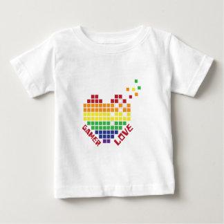 Amor del videojugador t-shirts