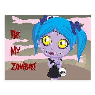 Amor del zombi postal