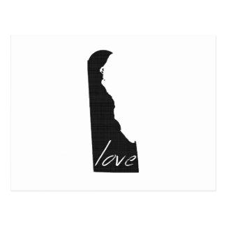 Amor Delaware Tarjetas Postales