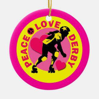 Amor Derby de la paz Adorno De Reyes