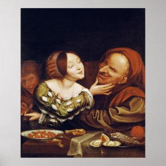 Amor desigual o, los pares unidos mal impresiones