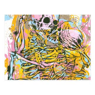 Amor después de la muerte postal