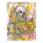 Amor después de la muerte tarjetas postales