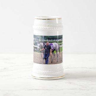 Amor diabólico jarra de cerveza