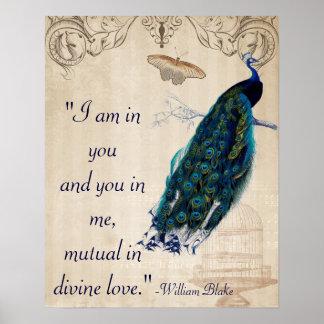 Amor divino póster