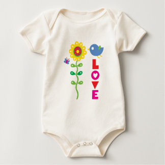 Amor dulce body de bebé