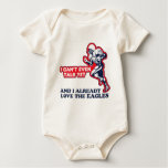 Amor Eagles del bebé Trajes De Bebé