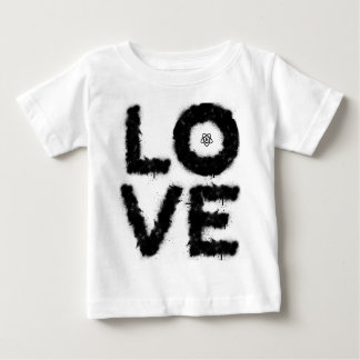 AMOR (edición negra) Camiseta