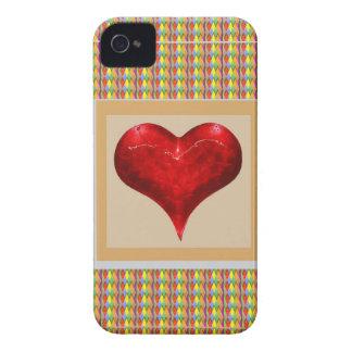 Amor - el AMOR está en el aire Case-Mate iPhone 4 Protector