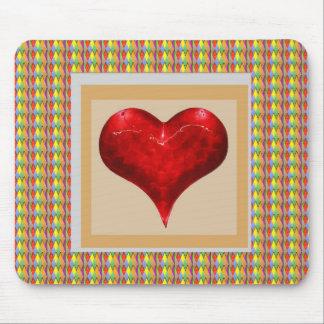 Amor - el AMOR está en el aire Tapetes De Ratones