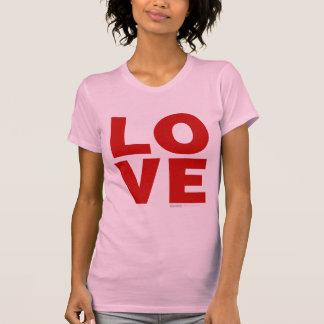 Amor - el día de San Valentín adora el romance del Camiseta