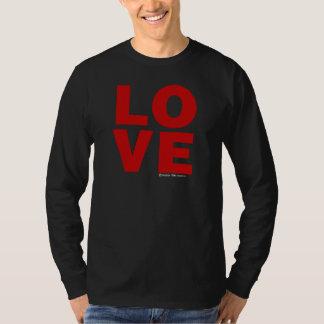Amor - el día de San Valentín adora el romance del Playera