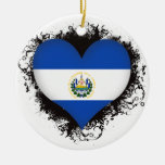 Amor El Salvador del vintage I Ornamente De Reyes
