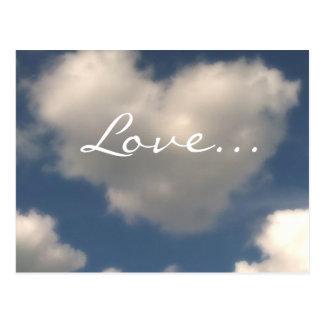 Amor en el aire postales