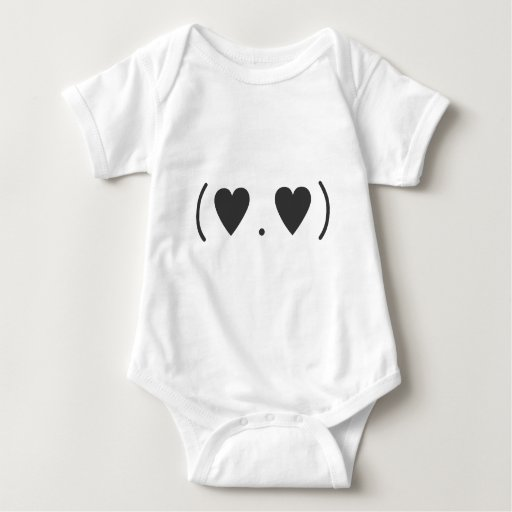 Amor en gris body para bebé