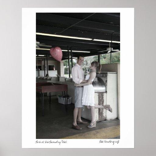 Amor en la estera del lavadero, Lee Vandergrift, c Póster
