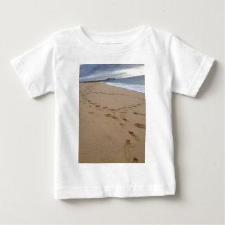 Amor en la playa playera de bebé
