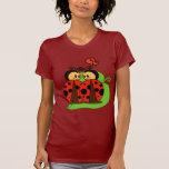 Amor en la primera vista camisetas
