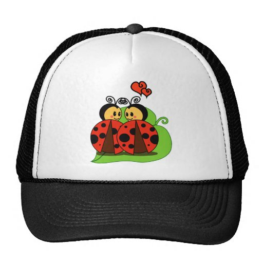 Amor en la primera vista gorras