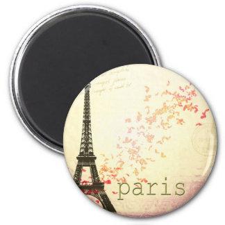 Amor en París Imán Para Frigorífico