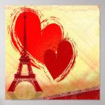Amor en París Posters