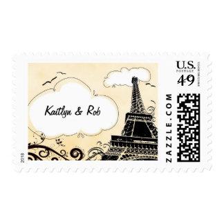 Amor en París - torre Eiffel Envio