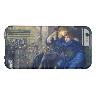 Amor entre las ruinas 1873 funda para iPhone 6 barely there