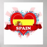 Amor España del vintage I Impresiones