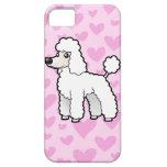Amor estándar/de la miniatura/de juguete del iPhone 5 carcasa