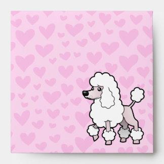 Amor estándar/de la miniatura/de juguete del sobre