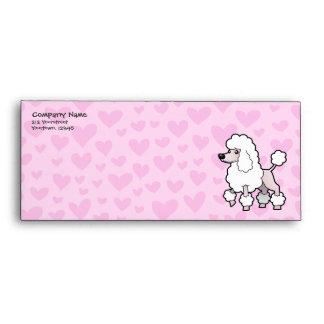 Amor estándar/de la miniatura/de juguete del sobres
