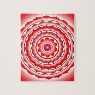 Amor eterno de la mandala puzzles con fotos